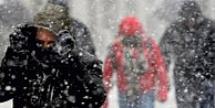 Son dakika hava durumu, İstanbul'a kar geri dönüyor