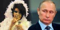 Sorun bakalım Putin'e Bülent Ersoy'u tanıyor mu?
