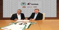 Torku Konyaspor'un yeni sponsoru İttifak Holding