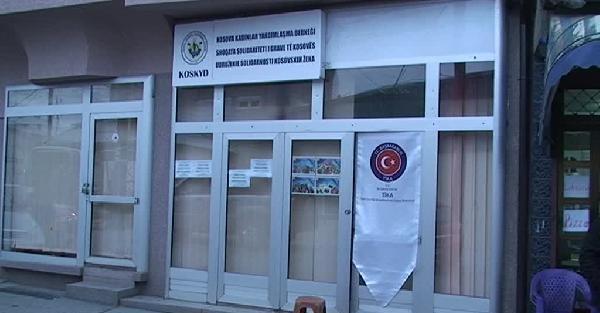 Tika Kosovalı İşsiz Kadınlara Sahip Çikti