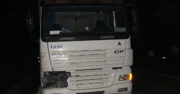 Çay'da feci kaza: Liseli öğrencileri TIR biçti, 3 ölü