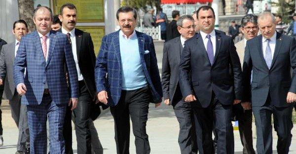 TOBB Başkanı Hisarcıklıoğlu: Dolar artık normalleşiyor