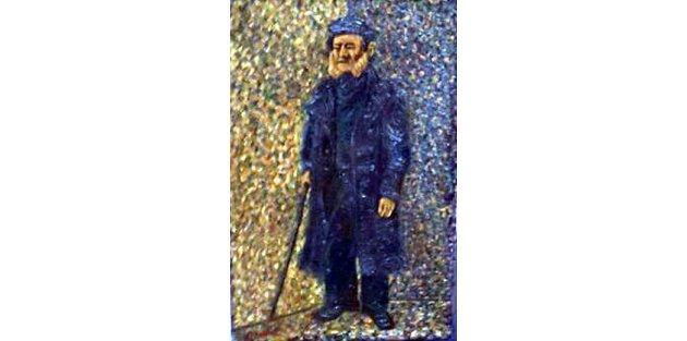 Tokat'ta polisten Van Gogh operasyonu