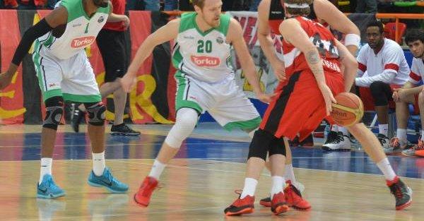 Torku Konyaspor-Eskişehir Basket Fotoğrafları