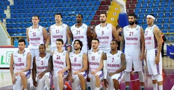 Trabzonspor Medical Park – Atomeromu Basketbol Müsabakası Fotoğrafları
