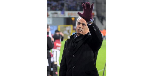 Trabzonspor'da 2'nci Halilhodziç Dönemi Sona Erdi