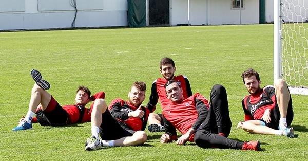 Trabzonspor'un Alman misafirleri