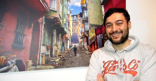 Tuna Yılmaz, İstanbul'un renklerini fotoğraflarıyla Köln'e taşıdı