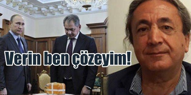 Türk bilim adamından Putin'e çağrı: Kara kutuyu verin çözeyim