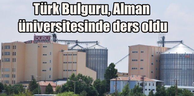 Türk bulguru Alman...