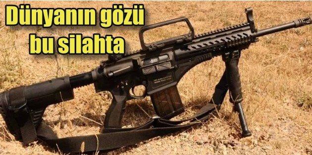 Türk malı silaha dünyadan talep yağıyor