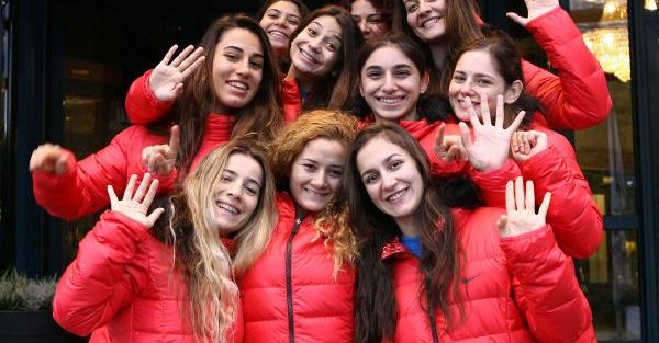 Türk Milli Karateciler Dünya Şampiyonasi'na Hazır
