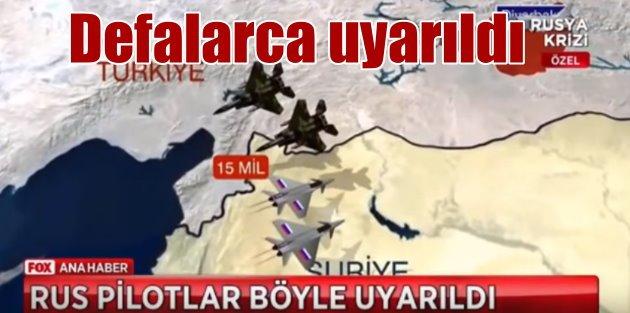 Türk pilotlar defalarca uyarmış; İşte o ses kaydı
