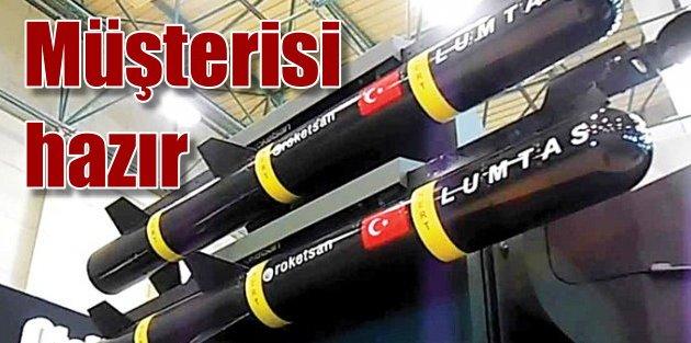 Türkiye Milli füzede hedef büyüttü: SOM-J için önemli adım