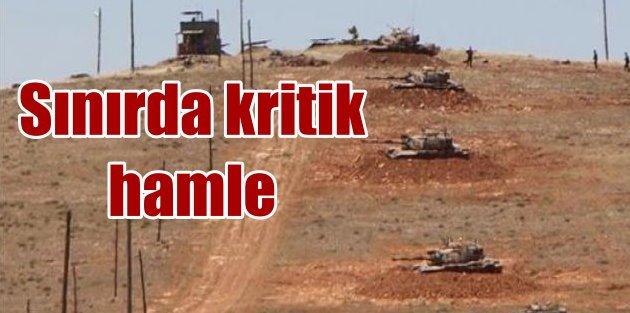 Türkiye sınırı 30 bin askerle tamamen kapatacak