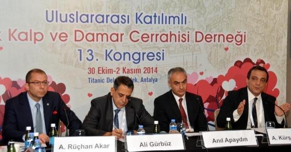 Türkiye Yapay Kalpta Dünya Üçüncüsü