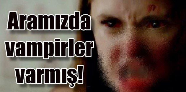 Türkiyede en az 1.000 vampir varmış