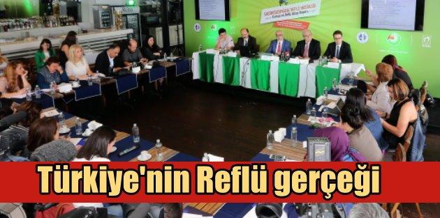 Türkiyede Reflüde Kanser Riski Çok Az!
