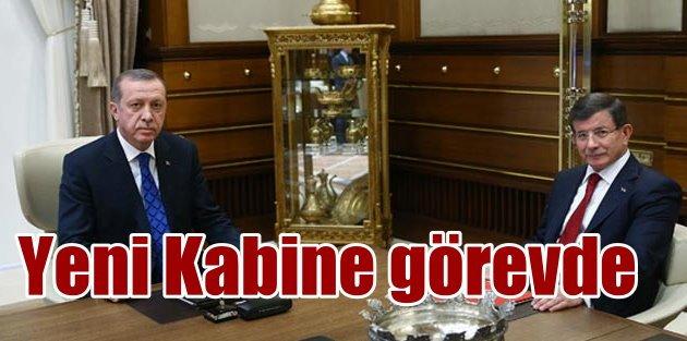 Türkiyeyi seçime bu hükümet götürecek: İşte yeni kabine