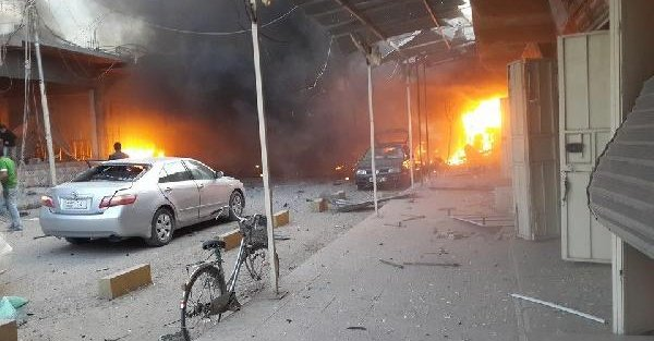 Tuzhurmatu'da 2 bombalı saldırı: 6 ölü 29 yaralı