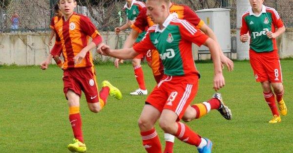 Uluslararası Çocuk Futbol Turnuvası sona erdi