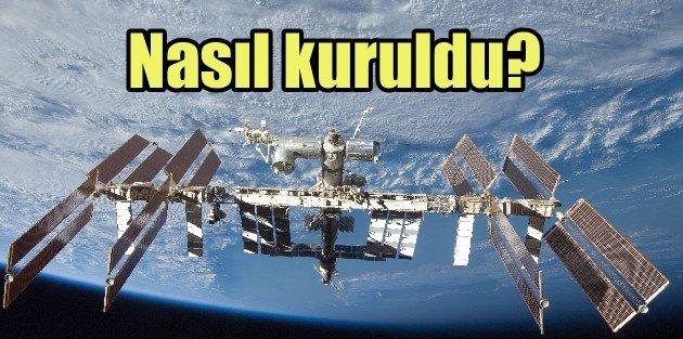 Uluslararası Uzay İstasayonu...