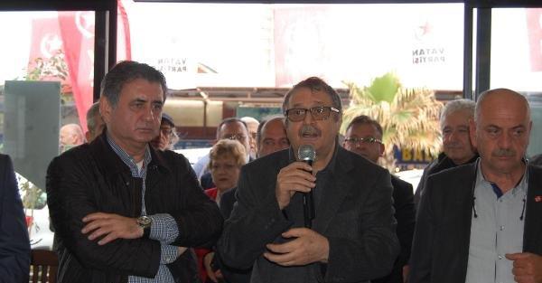 Ümit Zileli, Vatan Partisi'nde İzmir'den aday adayı