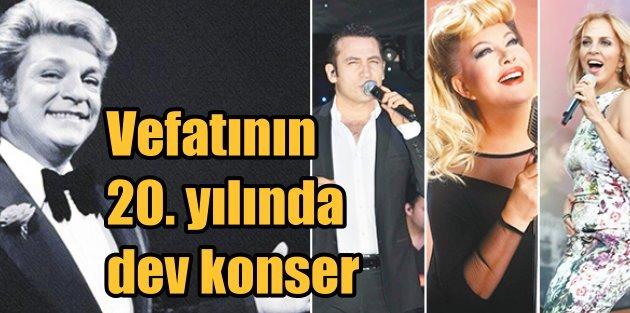 Ünlülerin konser geliri Mehmetçik Vakfı'na gidecek