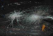 Antalya'da PKK'lılar vatandaşların araçlarını taşladı