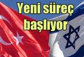 İsrail Türkiye ilişkileri normalleşme sürecinde