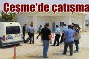 Çeşme'de çatışma: Eğlence mekanında kalaşnikoflar kullanıldı