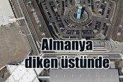 Almanya'da terör kabusu; Köl'de tüm uçuşlar durduruldu