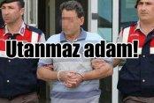 Samsun'da akrabasını ve kızını taciz eden adam tutuklandı