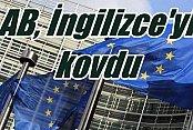 Avrupa kendine resmi dil arıyor: İngilizce artık resmi  dil  değil