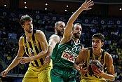 Fenerbahçe Avrupa'da seriyi bozmadı