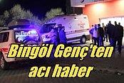 Bingöl'de kalleş saldırı, 1 polis şehit