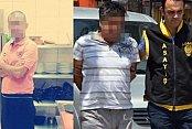 Sevgilisinin kocasını öldürdü, güvenlik kamerasıyla yakalanddı
