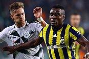 Fenerbahçe  Konyaspor'u 1-0 mağlup etti