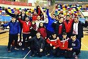 Sancaktepe'nin Genç Serbestçileri Şampiyon Oldu