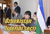 Özbekistan seçimleri; Özbek halkı yeni liderini seçti