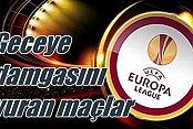 UEFA Avrupa Ligi'nde bol sıfırlı maçlar