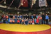 14-15 Yaş Serbest Güreş Şampiyonu İbb Oldu
