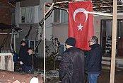 Eskişehir şehit polis memuru Ali Sevim'i bekliyor