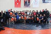 İbb'nin Yıldız Güreşçileri Türkiye İkinci Oldu