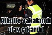 Olay'ın şarkıcısı Ayşe Hatun Önal Olay çıkardı