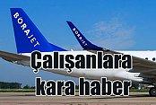 Borajet'te 400 kişi işten çıkarıldı: Uçuşlarını durdurdu