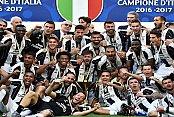 Juventus lig şampiyonluğunu 6 kez üst üste kazandı