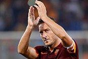 Totti sahalara veda etti