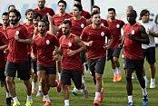 Galatasaray'da yeni sezon için hazırlıklar sürüyor