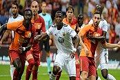 Galatasaray'dan erken veda;Galatasaray 1-Östersund 1